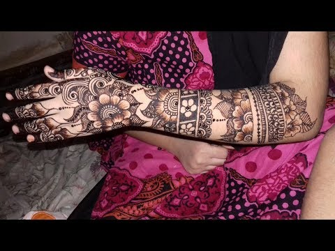 Indian Mehndi Designs on Hands 2017 | New Year Mehndi Designs on Hands