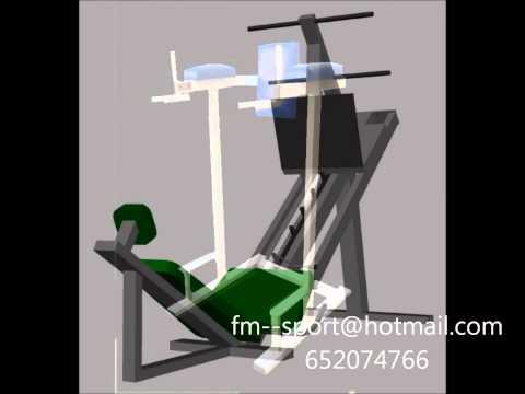 Maquinas de gimnasio en cali javier taimal pecho 3 en uno - Fotos de maquinas de gimnasio ...