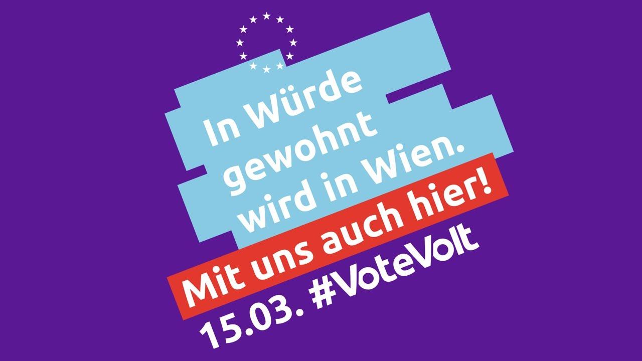 In Würde gewohnt wird in Wien – Mit uns auch in München!