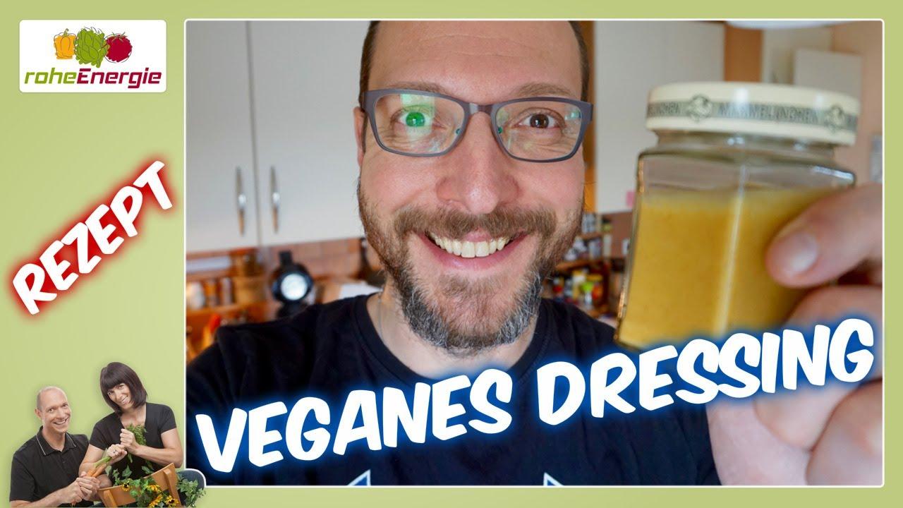Veganes Dressing Rezept. Vegan für Anfänger