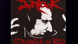 PADLOCK:brave heart/red (2003.japanese hardcore punk )