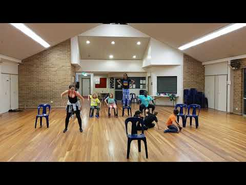 Hip Hop Dance Practise