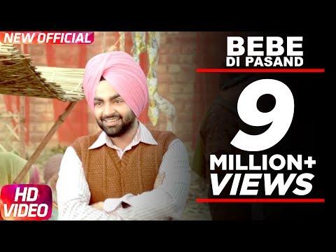 Bebe Di Pasand ( Full Video ) Jordan Sandhu | Bunty Bains | Desi Crew