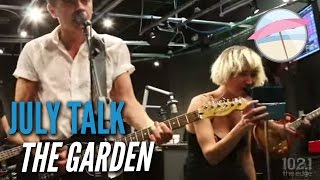 July Talk - Guns + Ammunition (Live at the Edge)