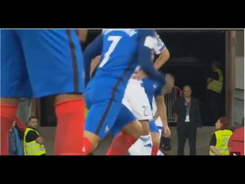 France Vs Luxembourg 0-0 New Sport Highlights- World Cap Qulification 03/09/2017