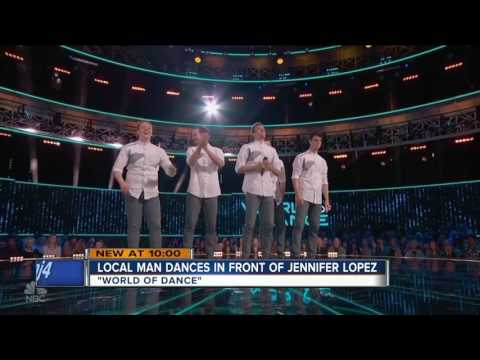 Franklin native competes on NBC's 'World of Dance'