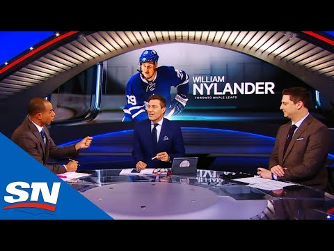 Hypothetically What Can Maple Leafs Get For William Nylander?