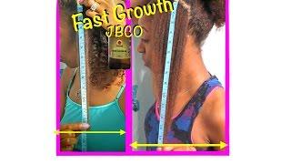HOW TO GROW HAIR FAST!!// JAMAICAN BLACK CASTOR OIL WORKS