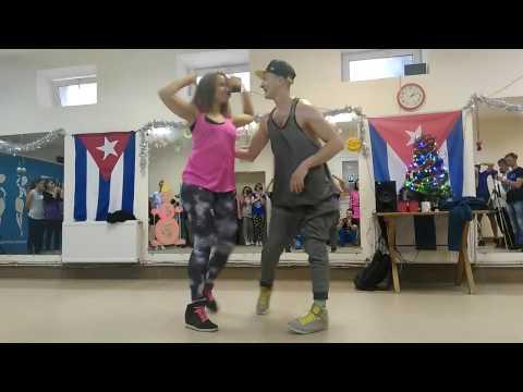 Salsa Casino Lady/Man style - Raul&Maria