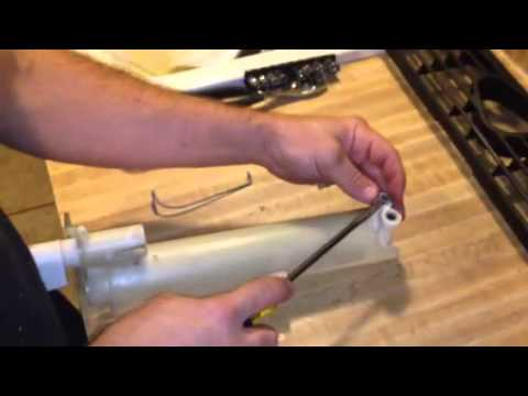 Whirlpool Water Filter Housing Fix Youtube