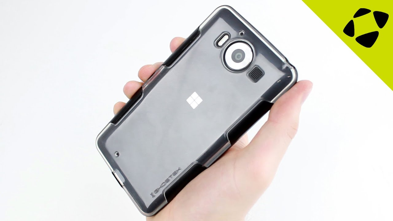 Microsoft Lumia 950 XL First Impressions - YouTube