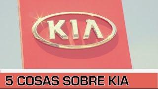 5 cosas que saber sobre Kia - AutoDinámico