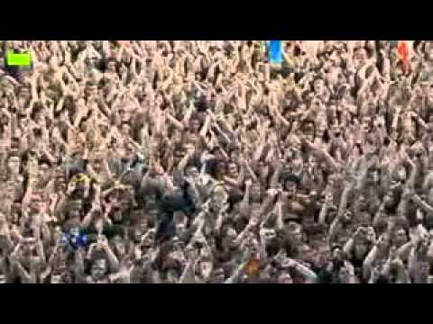 """Killswitch Engage - """"Holy Diver"""" - Parte 1 - Download Festival (2007)"""