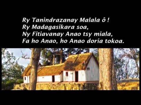 hymne gasy