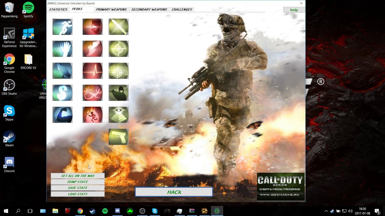 Call of Duty Advanced Warfare Hack