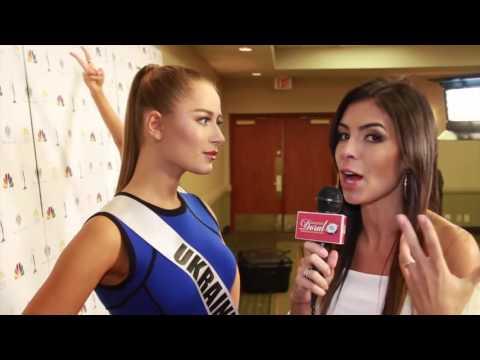 """Miss Ukraine 2014: DIANA HARKUSHA"""