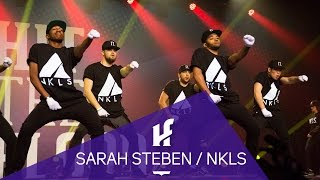 SARAH STEBEN | NKLS | Showcase All-Stars | Hit The Floor Lévis #HTF2015
