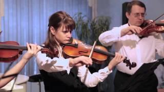 """Ансамбль скрипачей - """"Москвичка"""", А. Бабаджанян"""