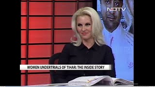 Anca Verma interview on NDTV newschannel India, July 22, 2016