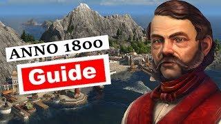 Anno 1800 Guide - Erstellung Von Handelsrouten