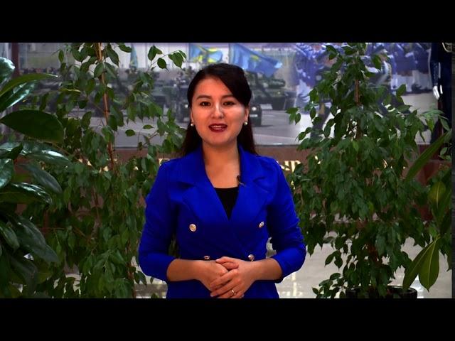 «Час добропорядочности» на тему «Бауыржан Момышулы: честь и доблесть - признаки героя»