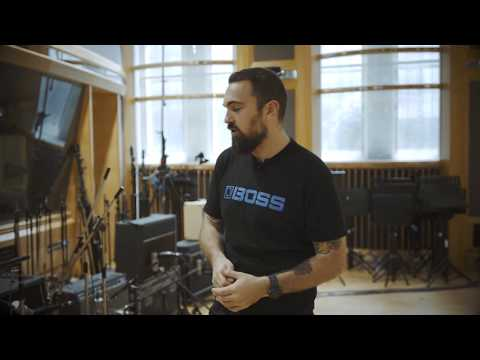 BOSS COLLECTORS CLUB – Behind the Scenes with Boss at Air Studios, London