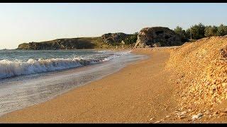 Дикие пляжи Керчи(Керченский городской пляж ухожен и благоустроен, а остальные выглядят несколько иначе. В этом ролике пляж..., 2013-07-07T10:07:38.000Z)