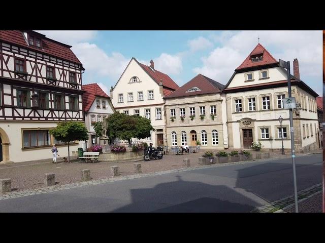 (Film nr. 244)  CP Ebern, Unterfranken, Beieren