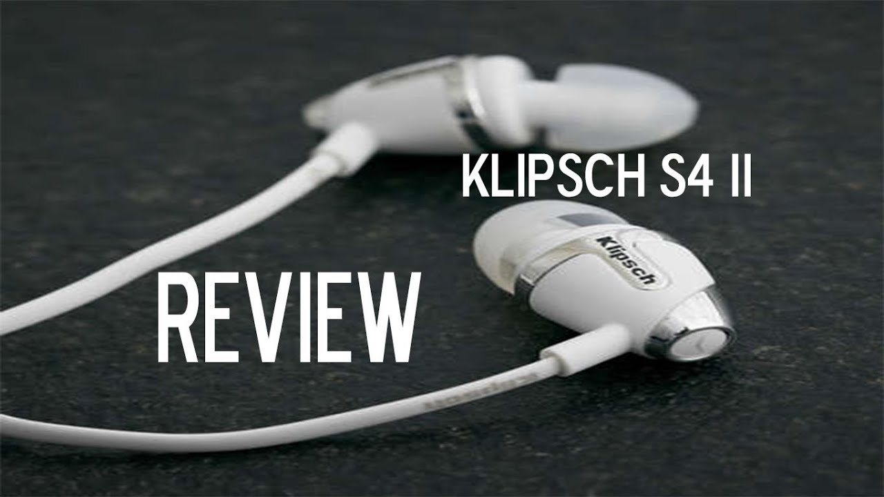 Klipsch Image S4i Ii S4 Review Best Headphone