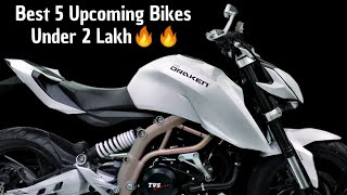 Best 5 Upcoming Bikes In India 2020 Under 2 Lakh Top 5 Best Upcoming Bikes K2kmotovlogs Youtube