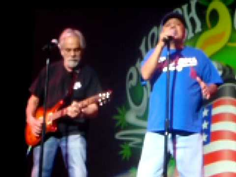 CHEECH AND CHONG LIVE IN CLEVELAND 1-30-2009