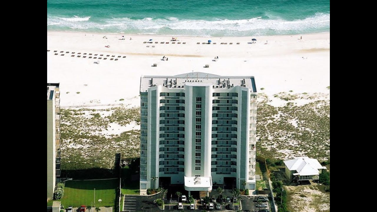 Tidewater 109 Gulf Front 3 Bedroom Condo Orange Beach Al 36561 Youtube