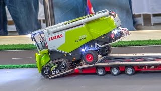 RC Tractor Action! Awesome farming in 1/32 scale by Hof Mohr!