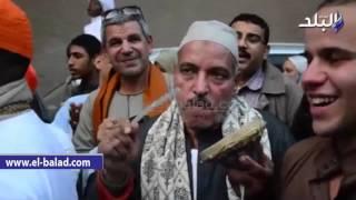 بالفيديو والصور.. في رحاب الليلة الكبيرة من «الطاهرة» إلى «الحسين»