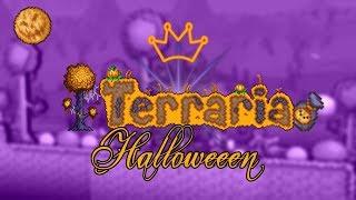 Halloween (evento de temporada)  | Terraria Pruebas ylogicas | Español 1.3.5.3