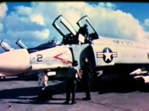 Marines F-4 Phantom - On Target