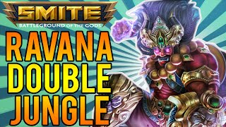 Smite: Ravana Double Jungle | Conquest | THE MOST UNDERWHELMING GOD IN SMITE!