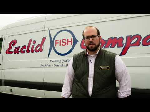 Euclid Fish Company's Charlie Young | Seafood Imports