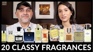 Top 20 Classy Fragrances, Colognes Ranked By Ashley 👔🎩👞💼