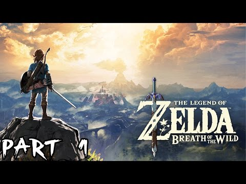 The Legend of Zelda: Breath of the Wild - Playthrough Part 1