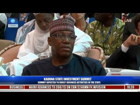 Kaduna State Investment Summit 2017 Pt 6