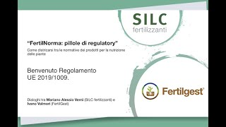 FertilNorma: pillole di regulatory - VII Parte