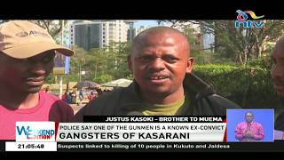 Police hunting for 2 armed youth involved in Kasarani robbery
