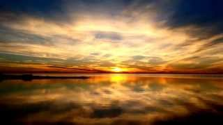 Beautiful Sunset 6 With Relaxing Waves (HD)
