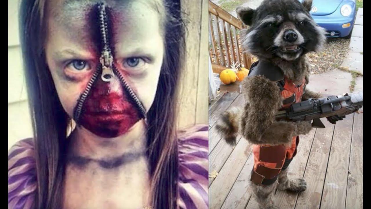Die Unglaublichsten Halloween Kostume Fur Kinder Youtube