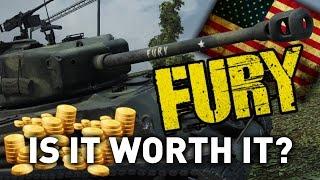 world of tanks    m4a3e8 fury is it worth it