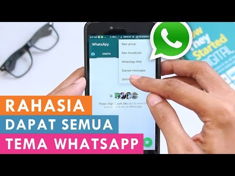 How to Get Many Whatsapp Themes with One Application