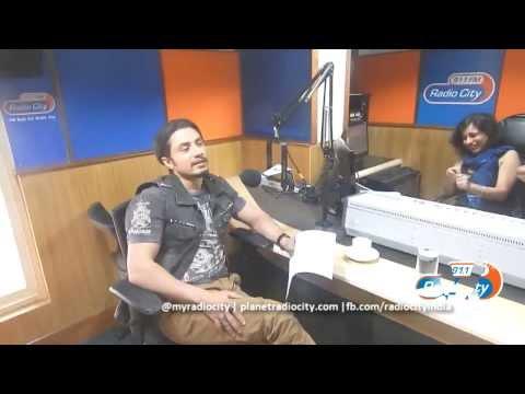 Ali Zafar's Secret to Long Hair | Planet Radio City 91.1 FM | Mumbai