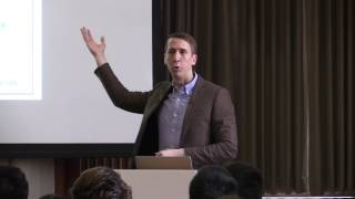 Will Potter: Activist Oppression and Eco-Terrorism