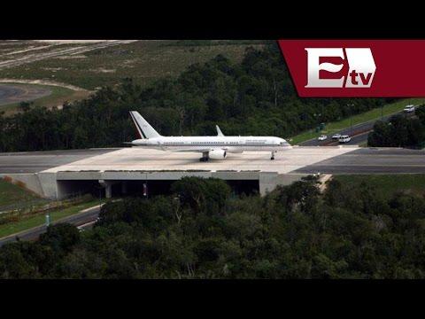 ¿Qué retrasa el nuevo aeropuerto en Texcoco? / Opiniones encontradas